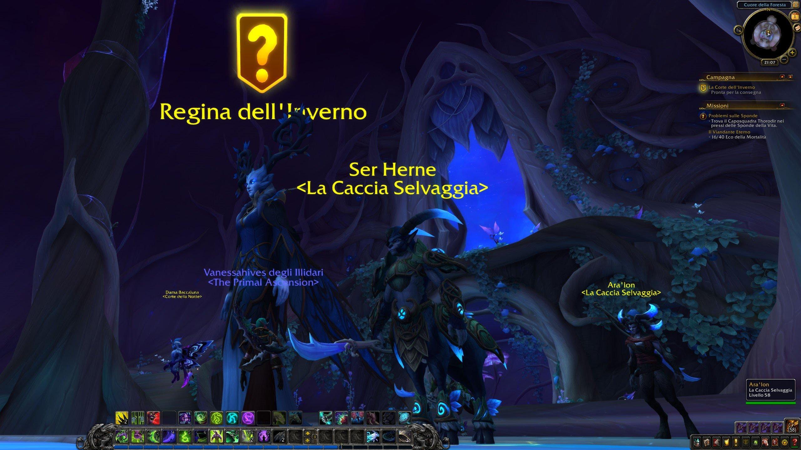 World of Warcraft espansione wow espansione