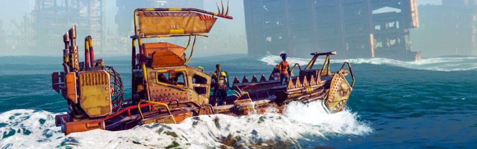 Age of Water è un nuovo MMO che ricorda Waterworld: ecco trailer e iscrizione all'alpha