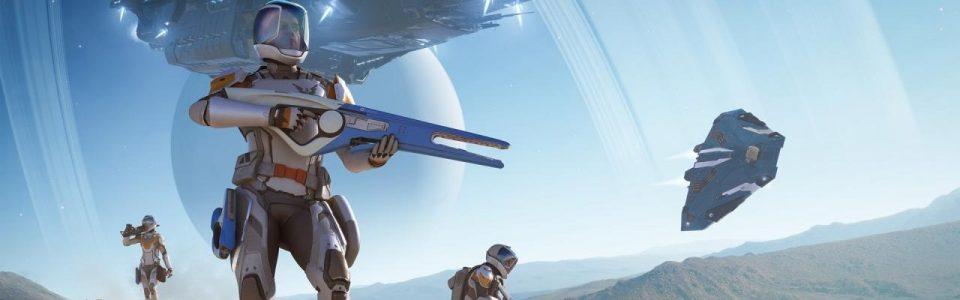 Elite Dangerous: rinviato il lancio dell'espansione Odyssey