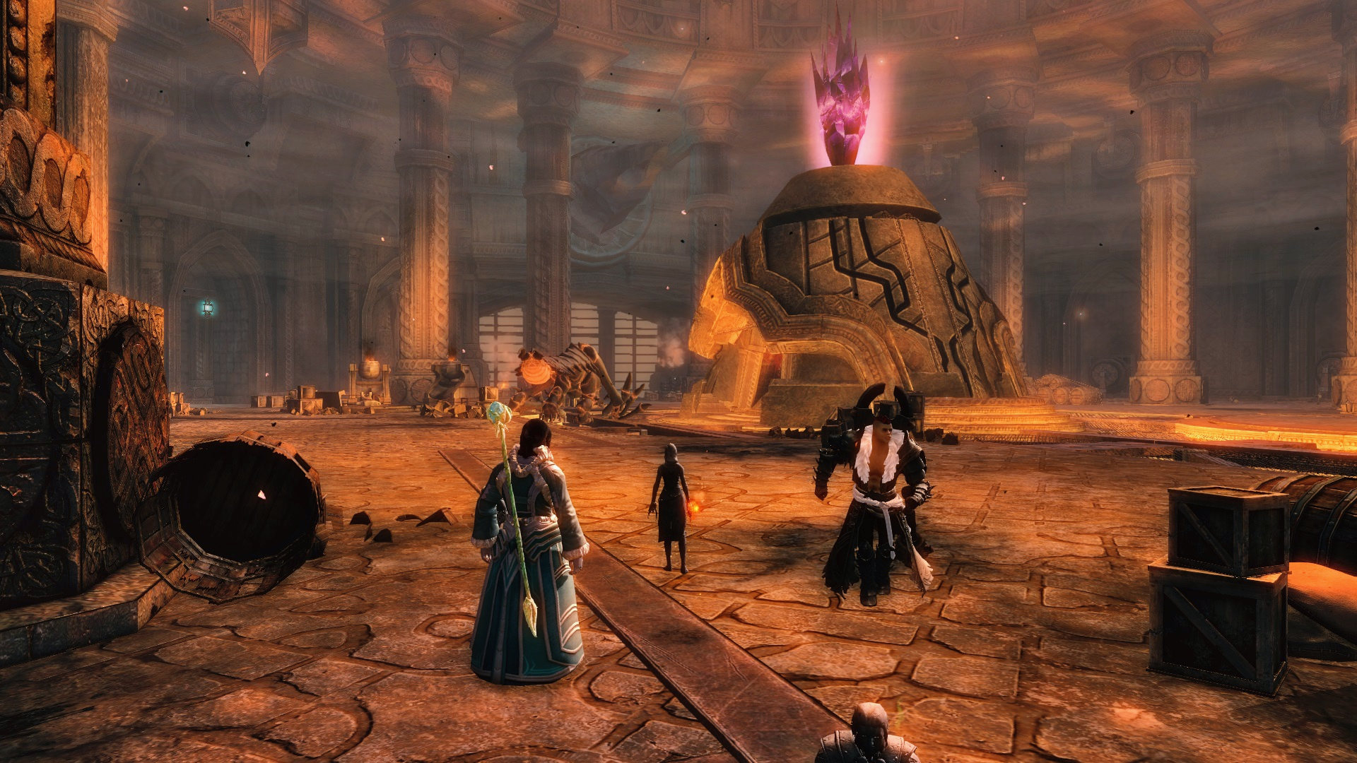 Guild Wars 2 power recensione Champions GW2 the Icebrood Saga
