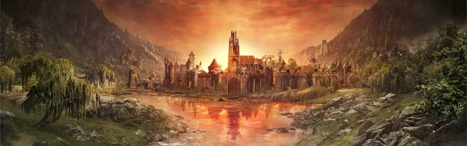 The Elder Scrolls Online: svelata l'espansione Blackwood e il DLC Flames of Ambition