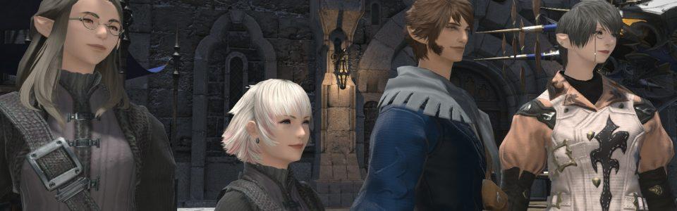 Final Fantasy XIV: nuova campagna di login gratuito fino a marzo
