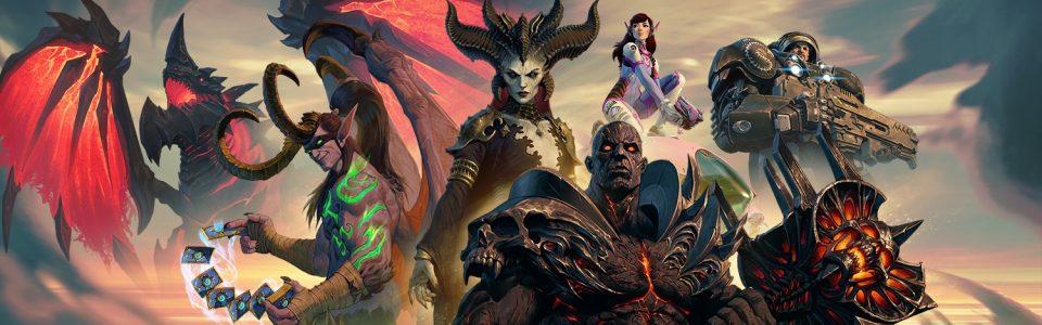 Blizzard svela i dettagli sulla BlizzConline del 19 e 20 febbraio