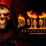 Diablo 2: Resurrected avrà due alpha test, è possibile importare i salvataggi del gioco originale