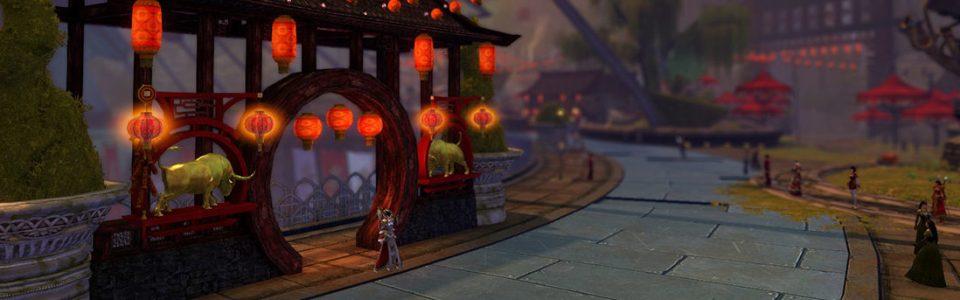 Guild Wars 2: è iniziato il Lunar New Year Festival