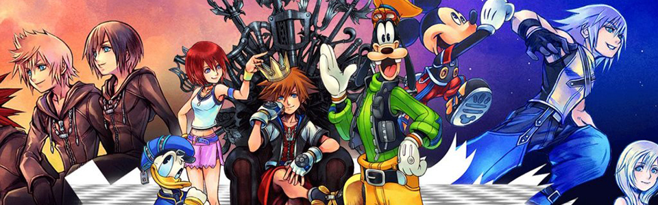 Kingdom Hearts: la saga completa arriverà su PC a marzo