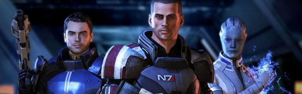 Mass Effect Legendary Edition uscirà a maggio, trailer e dettagli