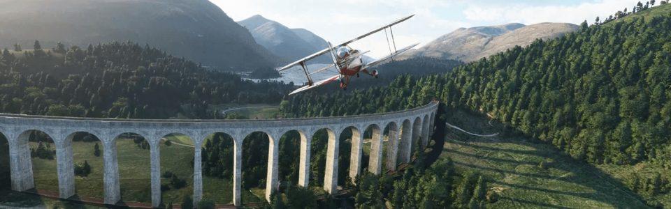 Microsoft Flight Simulator: è live l'update 3 su Regno Unito e Irlanda
