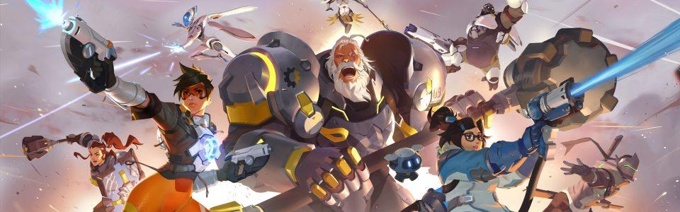 Overwatch 2: mostrate nuove mappe, eroi e dettagli