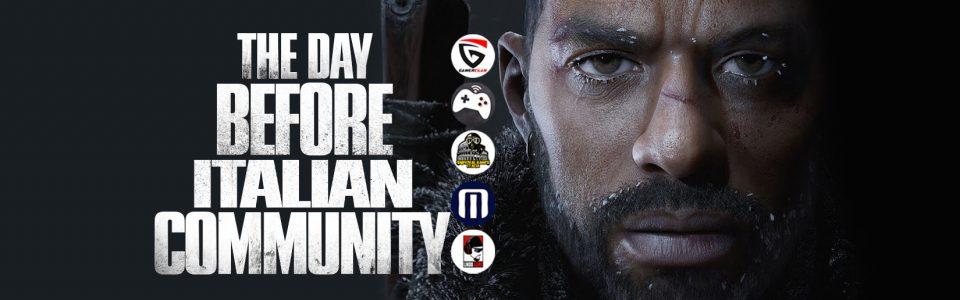 Aperta la community italiana di The Day Before Italia!