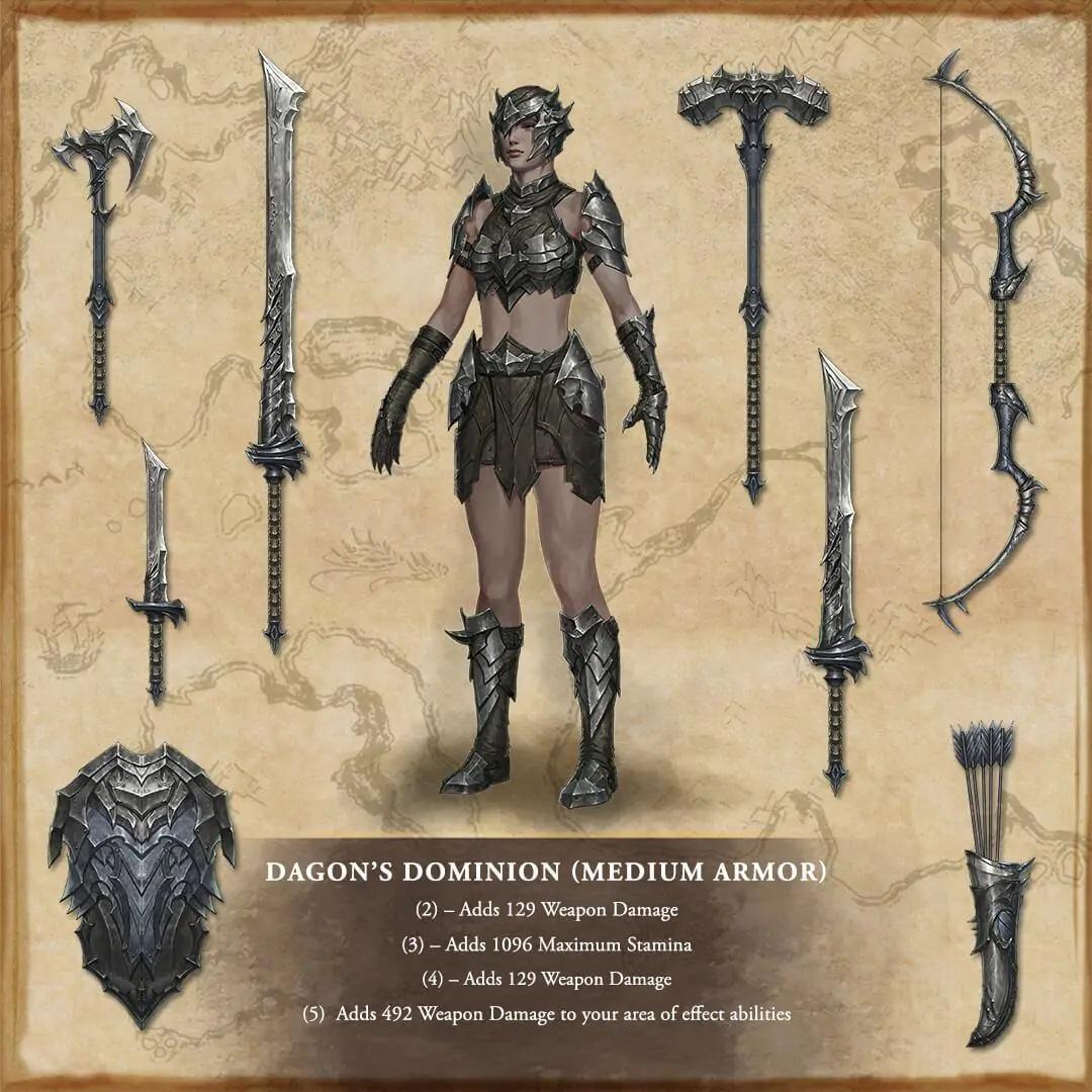 The Elder Scrolls Online Dagon's Dominion Flames of Ambition the cauldron Dagon's Dominion ESO Dagon's Dominion