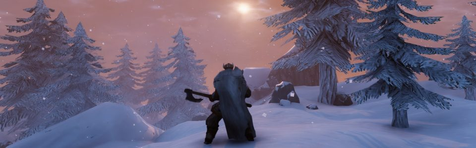 Valheim: il nuovo survival indie è primo in classifica su Steam