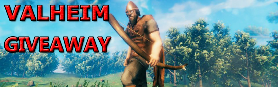 Giveaway di Valheim – In palio 5 codici per l'Early Access su Steam!