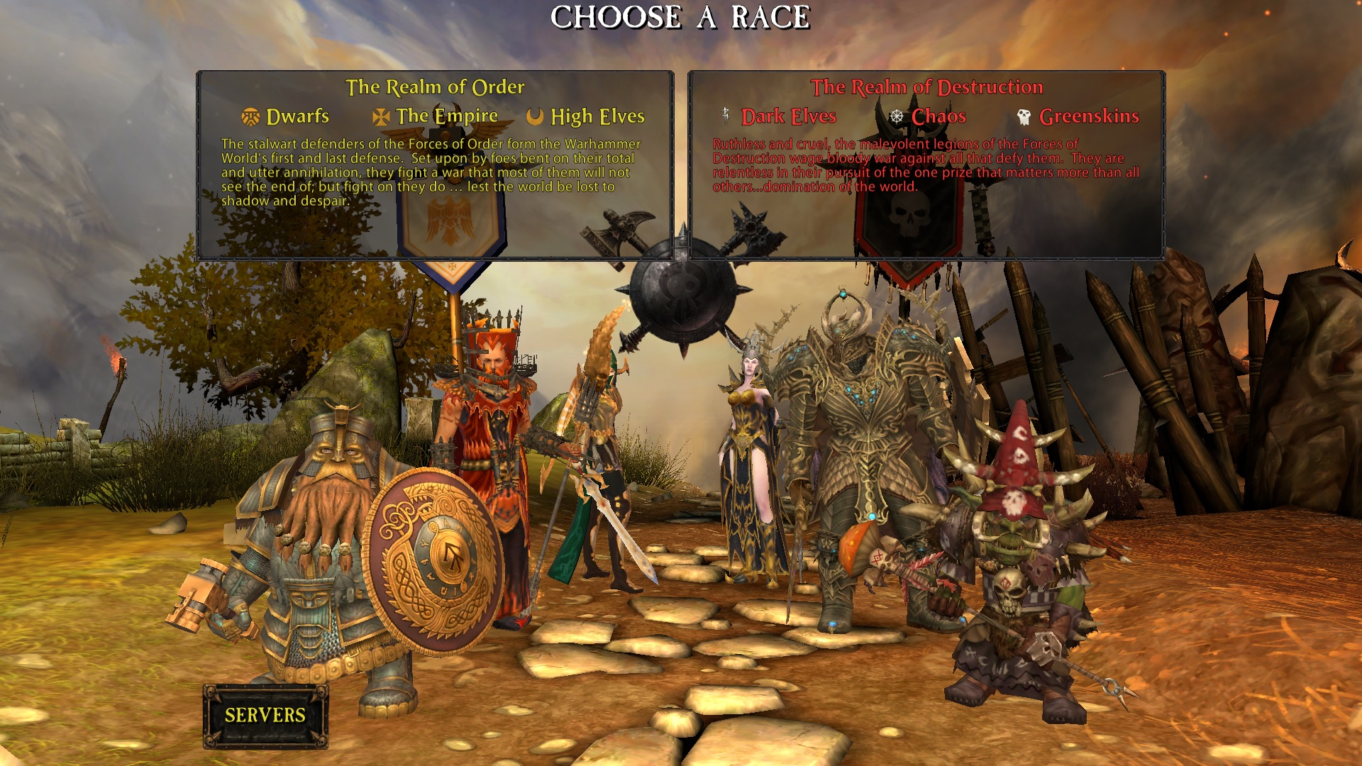 warhammer online: age of reckoning MMO MMORPG warhammer online: return of reckoning