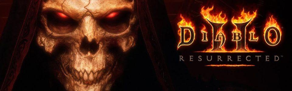 Diablo 2: Resurrected è realtà, annunciato ufficialmente con trailer!