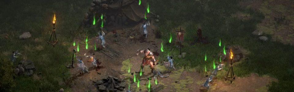 Diablo 2: Resurrected non avrà microtransazioni né rimpiazzerà il gioco originale