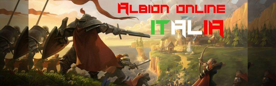 MMO.it annuncia una partnership con Albion Online Italia!