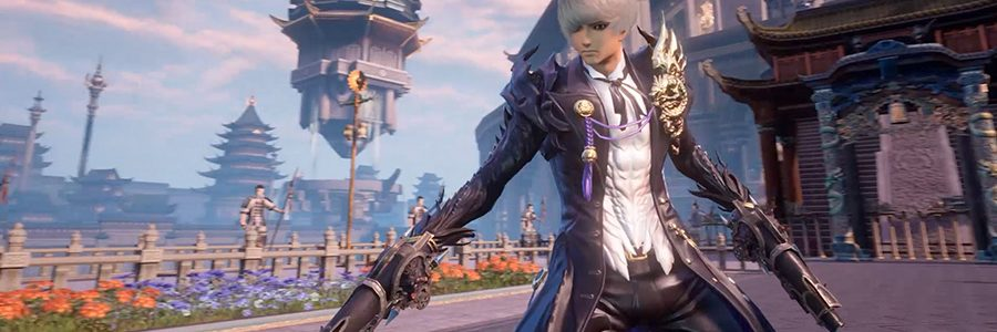 Blade & Soul Unreal Engine 4 Blade and Soul Unreal Engine 4
