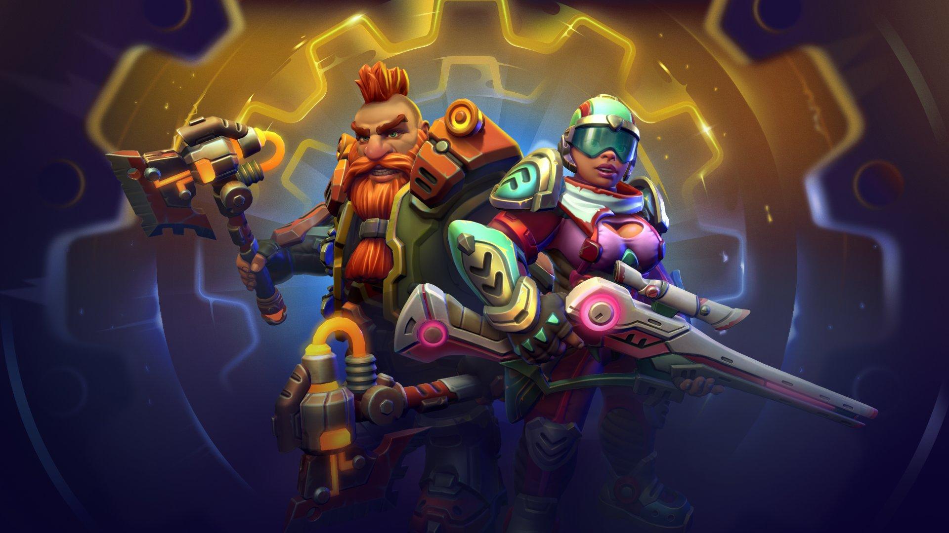 Corepunk svelato il Mercenario e le sue specializzazioni nuovo eroe closed beta a primavera Corepunk MMORPG