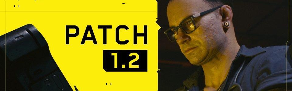 Cyberpunk 2077: la patch 1.2 è ora disponibile, pesa 34 GB su PC