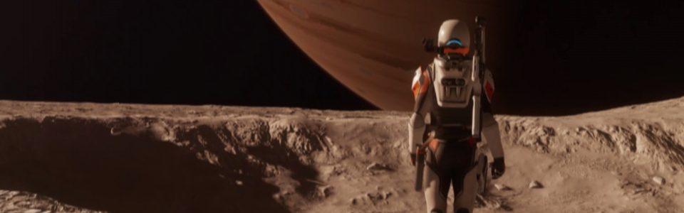 Elite Dangerous: svelata la data dell'Alpha di Odyssey, nuovo video
