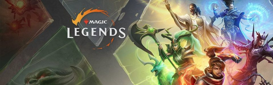 Magic Legends: è iniziata l'open beta PC, trailer e dettagli