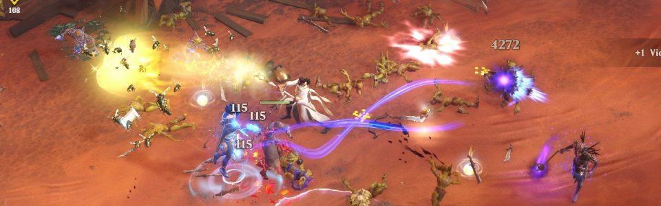 Magic Legends: svelato il sistema di reputazioni, nuovo video dell'open beta