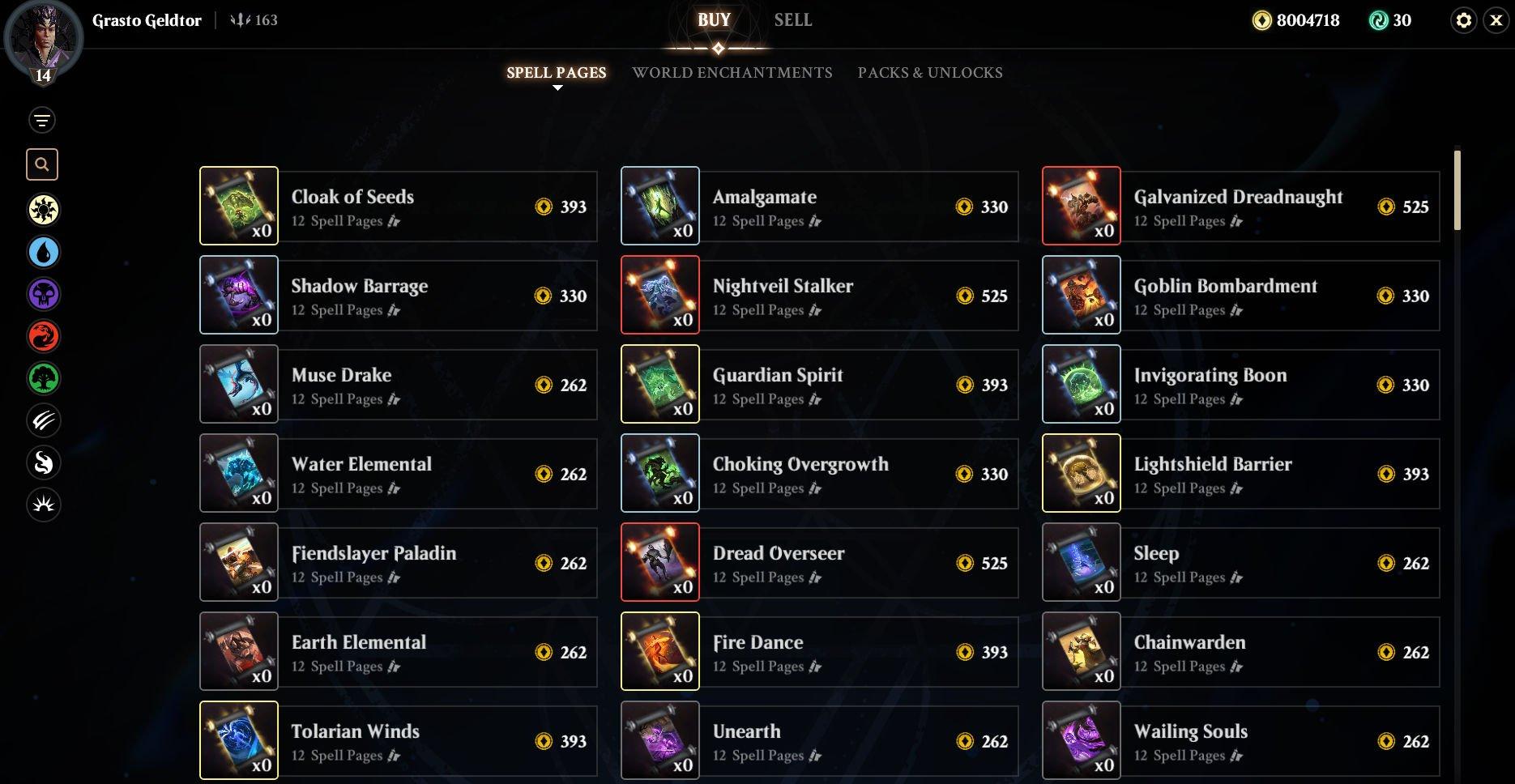 Magic Legends nuove informazioni sul Battle Pass, Broker e il currency exchange 1 (2) Magic: Legends