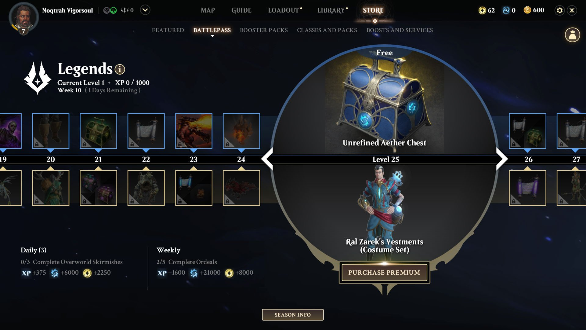 Magic Legends nuove informazioni sul Battle Pass, Broker e il currency exchange 1 (3) Magic: Legends