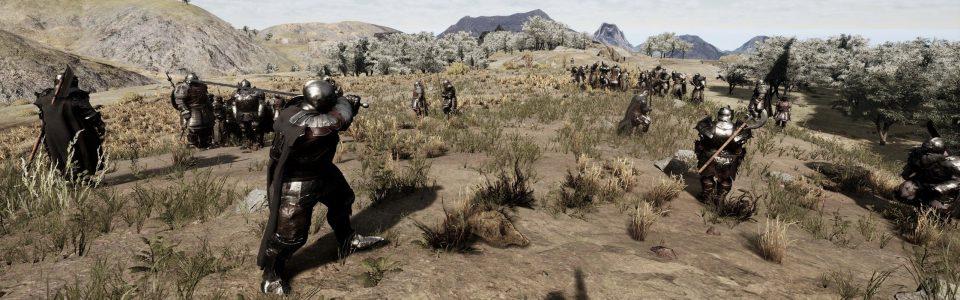 Mortal Online 2: è iniziato il nuovo stress test pubblico