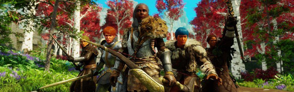 Amazon Games apre un nuovo studio a Montreal, miglioramenti alle quest di New World