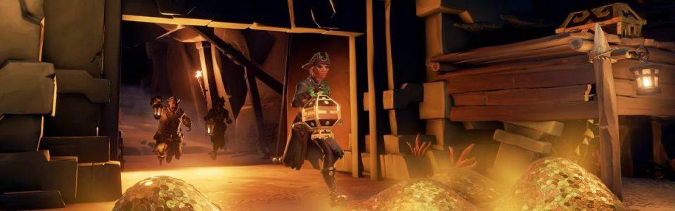 Sea of Thieves supera i 20 milioni di giocatori, live l'Update 2.0.23