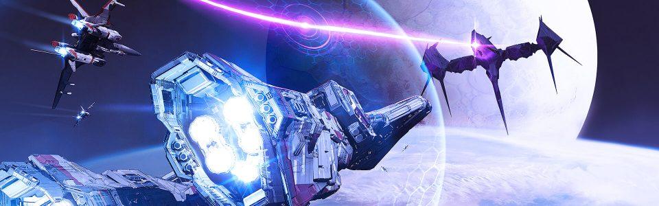 Infinite Fleet: è un nuovo MMO spaziale ispirato a EVE e Homeworld
