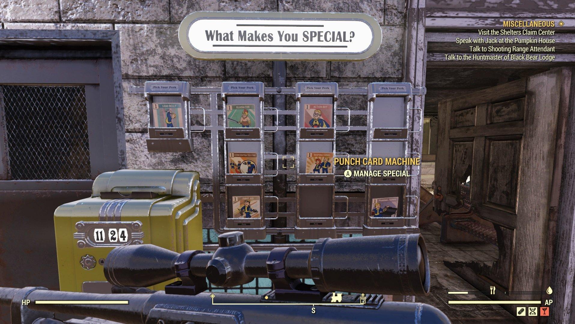fallout 76 steam Fallout 76 pronti e carichi Fallout 76 locked and loaded