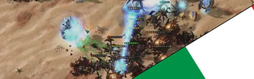 """StarCraft 2: Riccardo """"Reynor"""" Romiti vince a Katowice, è il primo italiano da 11 anni"""