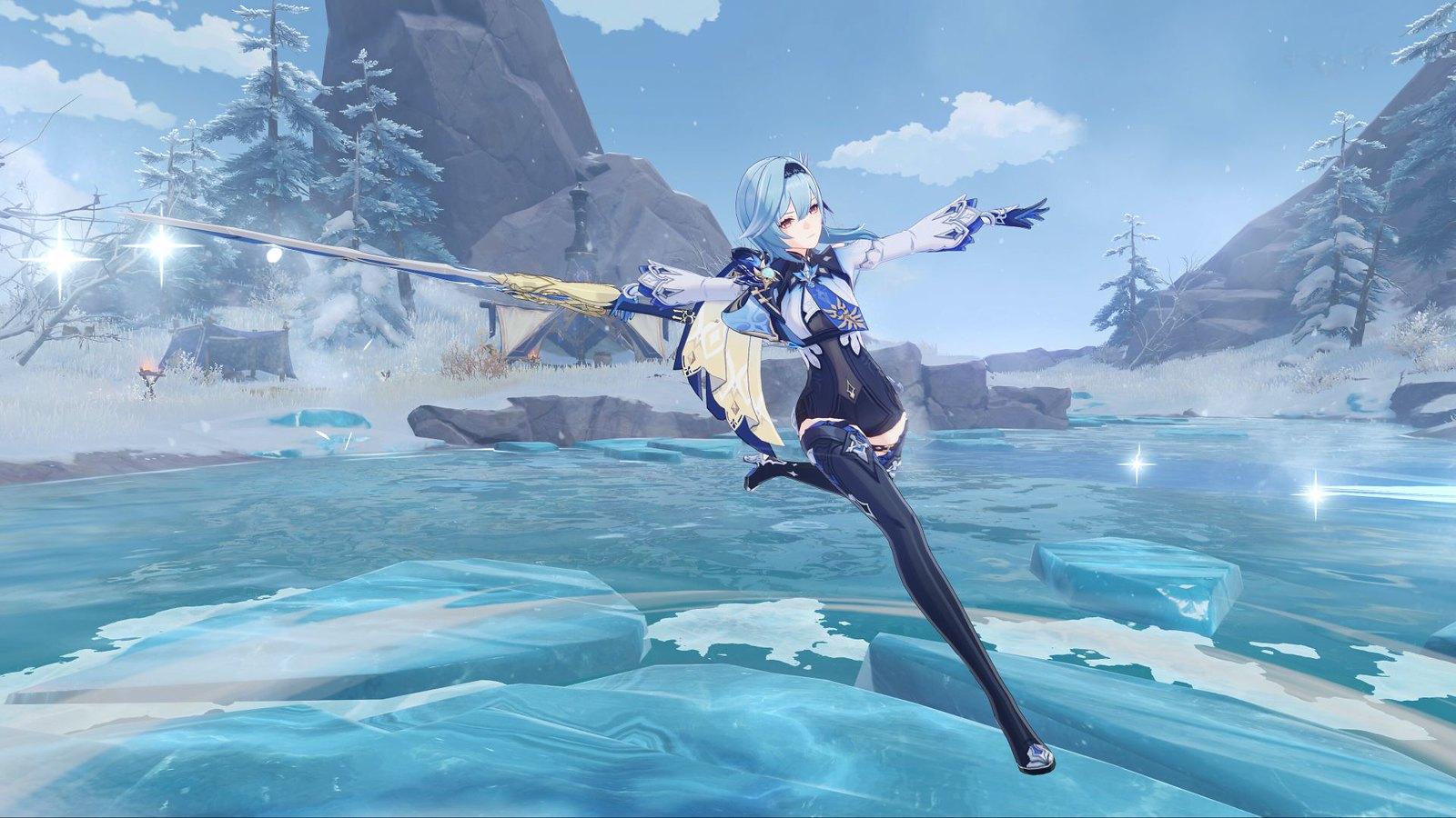 Genshin Impact update 1.5