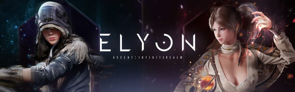 Elyon (Ascent Infinite Realm): aperte le iscrizioni alla closed beta