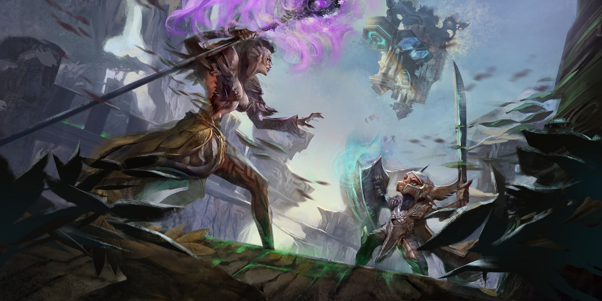 guild wars 2 2021 GW2 2021