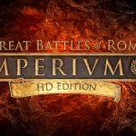 Imperivm – Le Grandi Battaglie di Roma: finanziata su Kickstarter l'Edizione HD