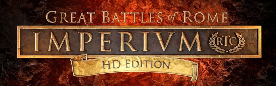 Imperivm RTC Great Battles of Rome HD Edition Imperivm Le Grandi Battaglie di Roma Imperium Le Grandi Battaglie di Roma HD edition