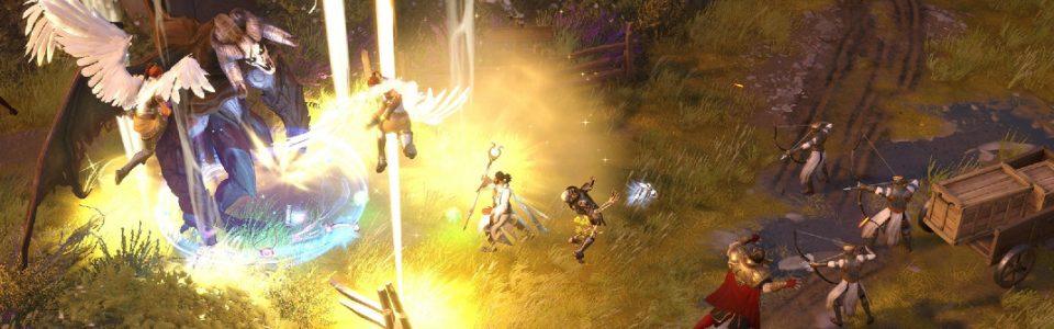 Magic Legends Arrivata la grande patch d'aprile, notizie su quella di maggio e versione per console