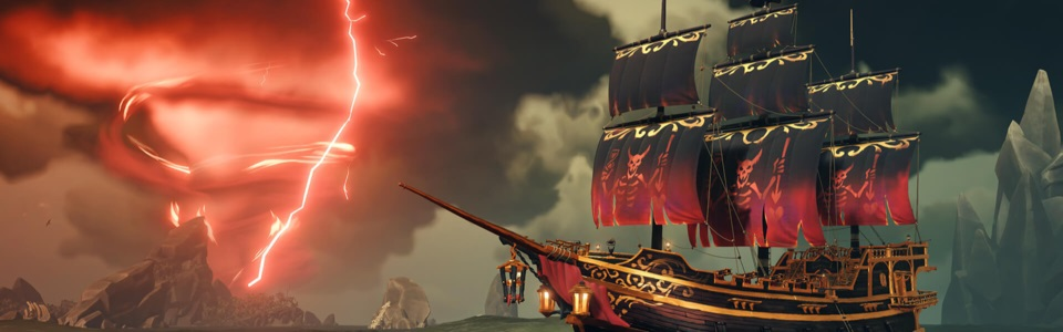 Sea of Thieves: è live la Stagione Due e l'Update 2.0.21