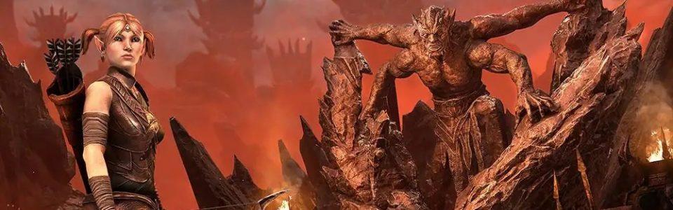 The Elder Scrolls Online è scontato e giocabile gratis per 13 giorni