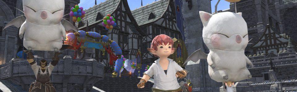 Final Fantasy XIV: riepilogo dell'ultima Live Letter, versione PS5 e trailer della Patch 5.55