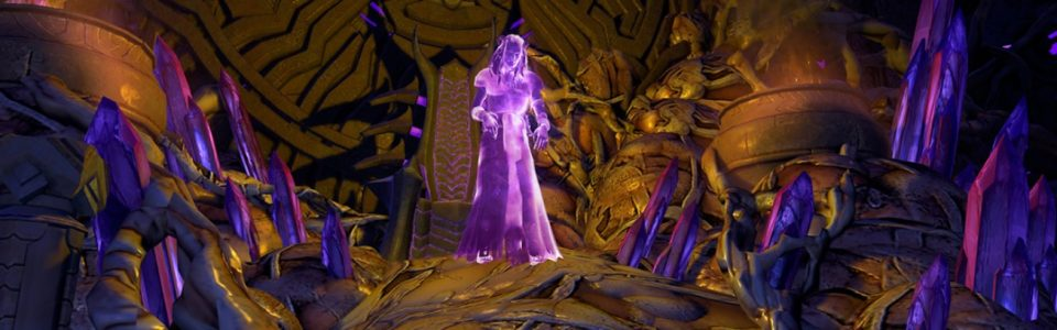Neverwinter: Sharandar, The Soul Keeper è live su PC, a maggio su console