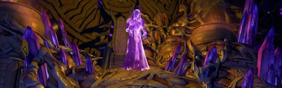 Neverwinter: Sharandar, The Soul Keeper è live su PC, a maggio su console