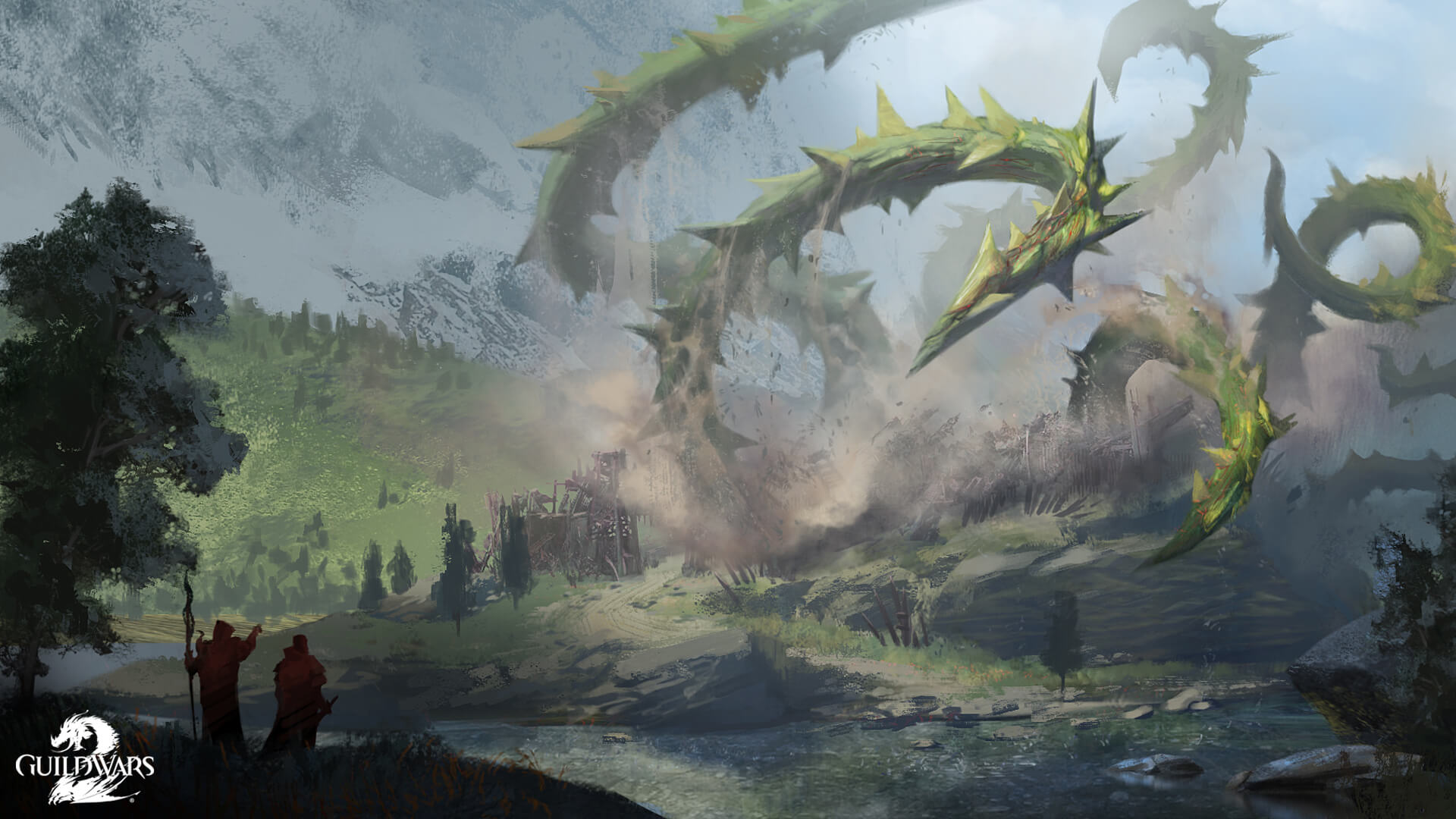 Guild Wars 2 complete the cycle Guild Wars 2 living season 2 GW2 living world