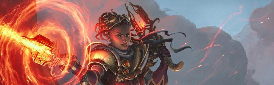 Magic Legends: patch di maggio, arriva la classe del Pyromancer