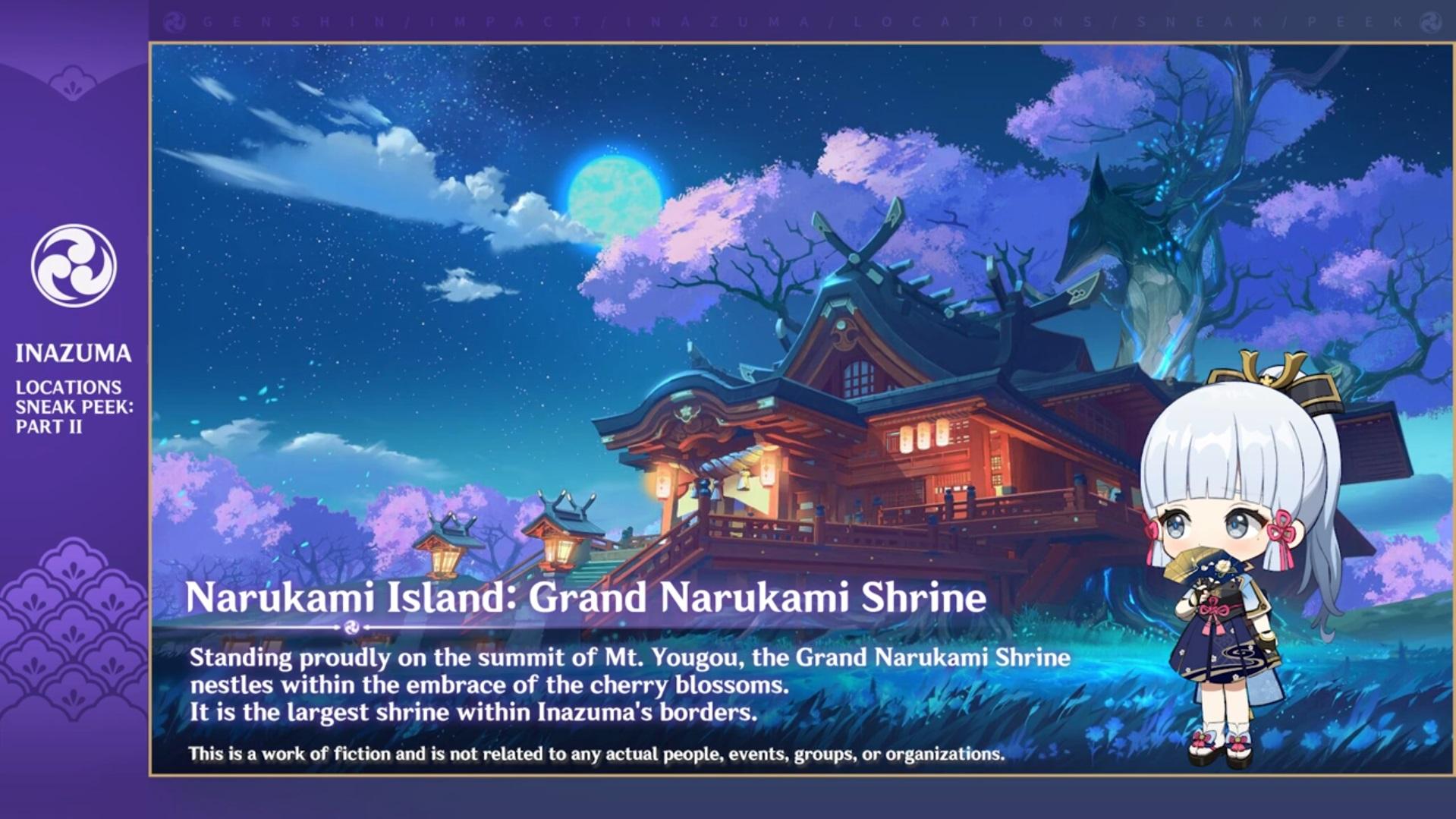 Inazuma update 1.6