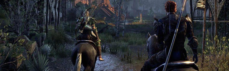 The Elder Scrolls Online: nuovo trailer e sistema Companions per Blackwood